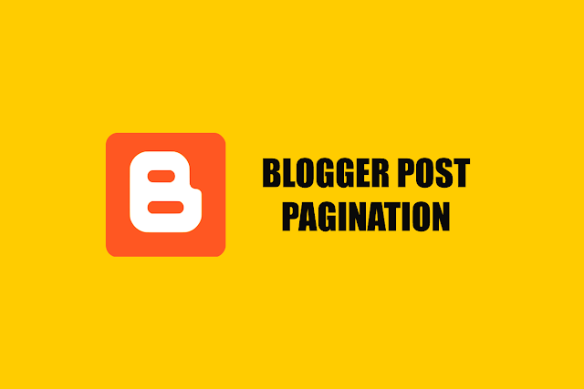 Blogger Post Content Pagination Plugin