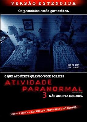 Atividade Paranormal 3 Dual Audio 2011