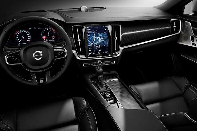 Volvo S90 V90 R-Design