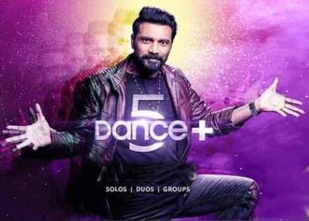 Watch Online Dance Plus 5 200MB HDTV 480p 30 Nov 2019 Download bolly4ufree.in