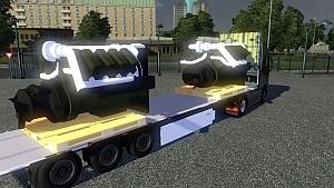 Motors cargo trailer by Helio Matthew