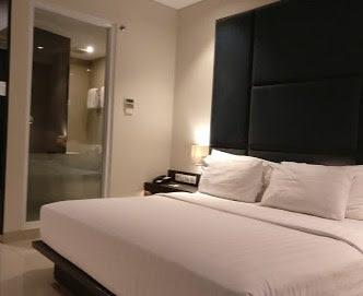 Kamar Hotel Grandia Bandung