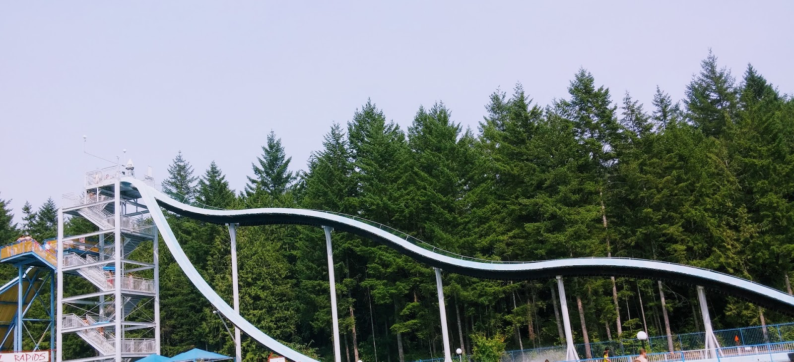 Cultus Lake Water Park is located in 4150 Columbia Valley Hwy, Fraser Valley E, BC V2R 5H6.