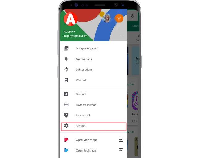 No New App Shortcuts - hidden android features