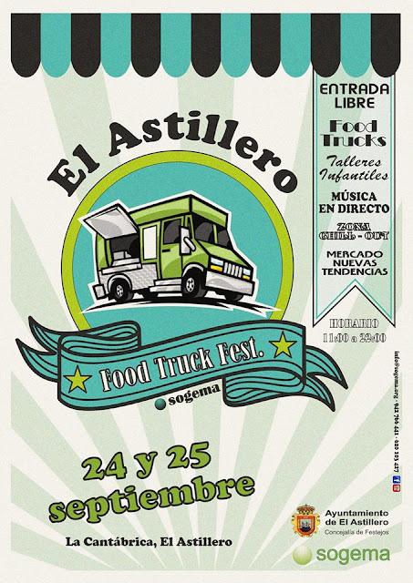 Festival Food Truck en Astillero
