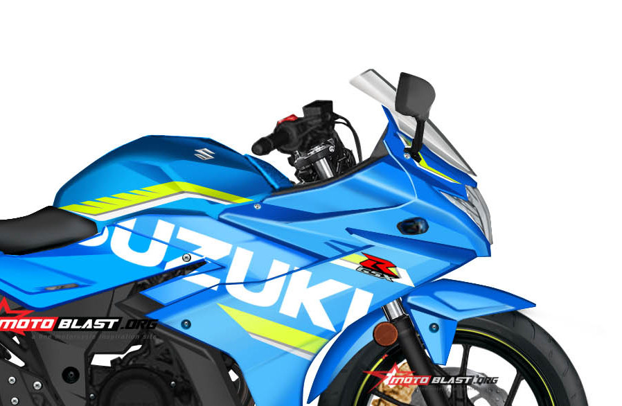 "Suzuki GSX-R250 masih terlalu ""biasa"" untuk menghadapi standar yang dibawa All New Honda CBR 250RR . . lahirnya telat ?"