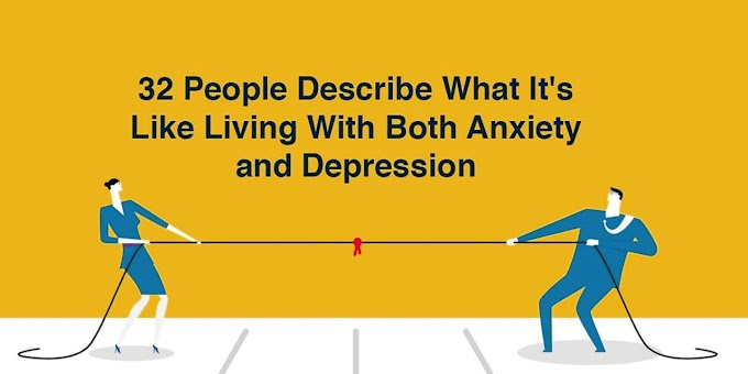 Anxiety, Depression, or Both