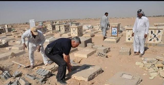 ماذا وجدوا عندما قاموا بفتح قبر سيدنا معاويه بن أبى سفيان ؟ لا اله الله الله سبحانك يارب