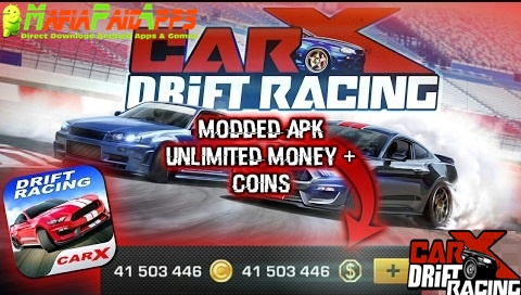 Carx Drift Racing Apk Mod Unlimited Money Data For Android