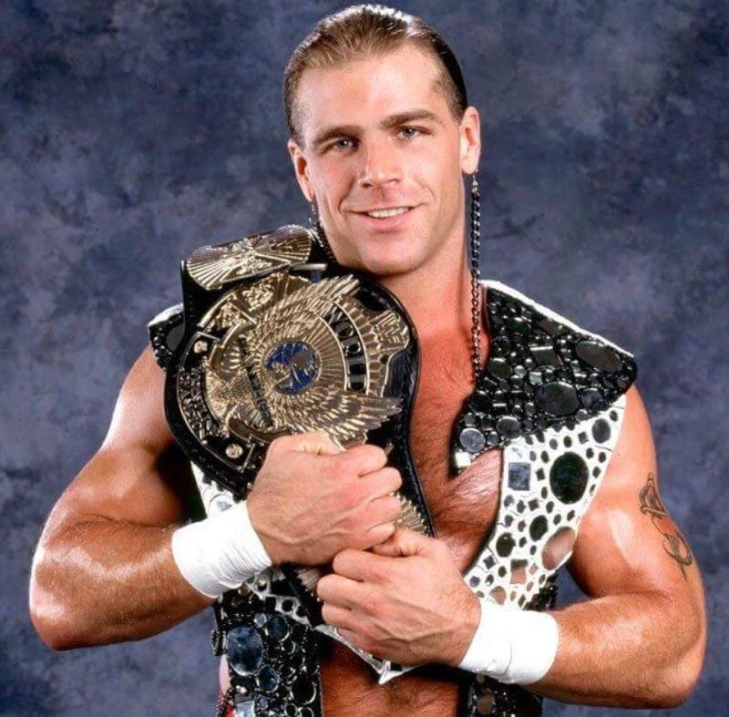 Legenda Shawn Michaels