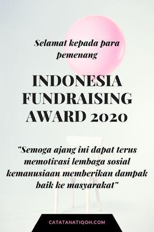 INDONESIA FUNDRAISING AWARD