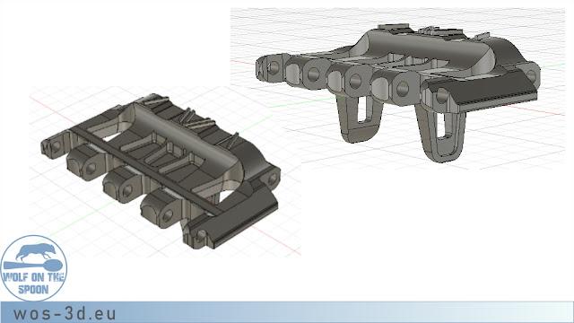 CAD Kette