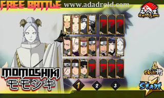 Naruto Ninja Senki V2 the last fixed Apk download