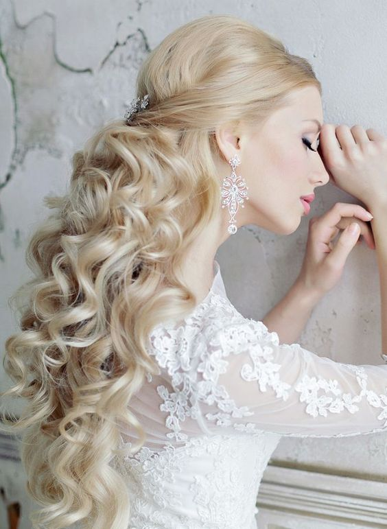 Glamorous Wedding Formal Hairstyles The Haircut Web