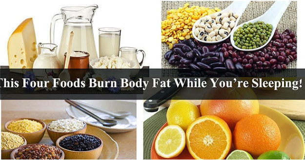 Sleep And Lose Weight With Four Foods! | Self Awakening