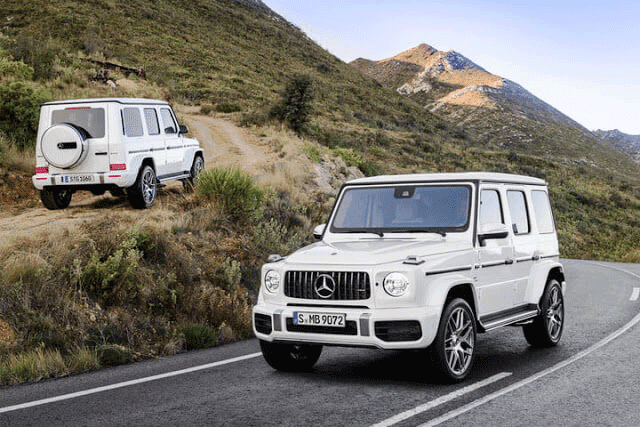 2018 Mercedes G63 AMG review