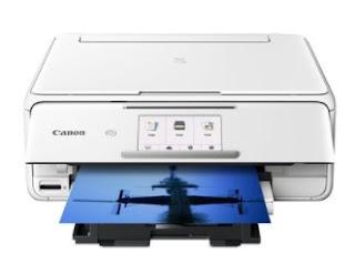 Imprimante Pilotes Canon PIXMA TS8130 Télécharger