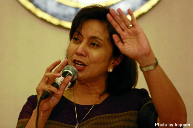 Echapwera si Leni! No role for Robredo in ASEAN Summit