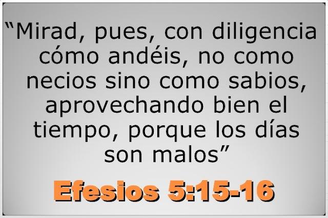 10 versículos sobre la vida
