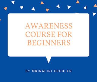 Awareness Course