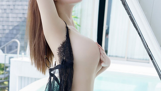 Chinese sister NUDE 99% showed off 3 spotless beauties