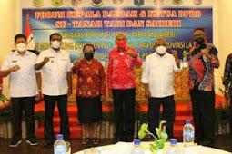 Forum Kepala Daerah Se-Tanah Tabi dan Saereri Gelar Pertemuan di Biak