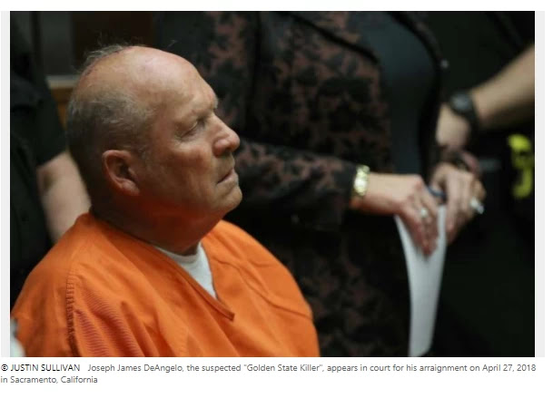 America speaks out victims of the 'Golden State Killer'