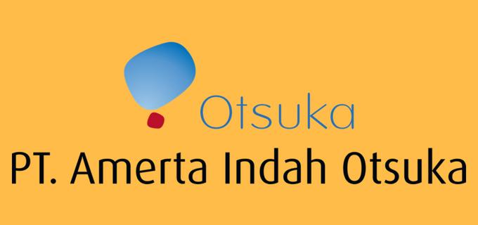 Lowongan Kerja PT Amerta Indah Otsuka Terbaru Juli 2018