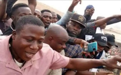 """""""Why Bullets Shot At Me In Seriki Fulani's Place Did Not Enter"""" – Sunday Igboho Says"""