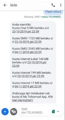 Kuota OMG Telkomsel