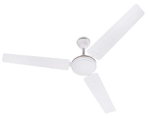 Crompton Sea Wind 48-inch Ceiling Fan (Opal White)
