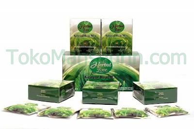 √ Manfaat Minum Teh Hijau & Berat Badan ✅ Green Tea Mix ⭐ Herballove
