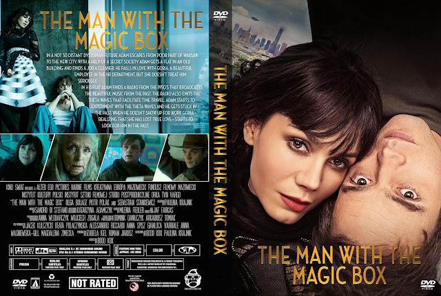 The Man With the Magic Box DVD Cover