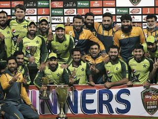 South Africa tour of Pakistan 3-Match T20I Series 2021