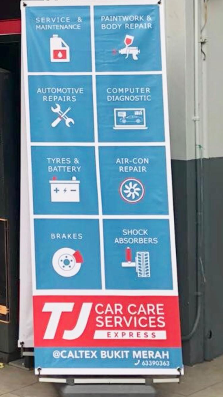 TJ CAR CARE SERVICES - CAR CARE YOU CAN TRUST
