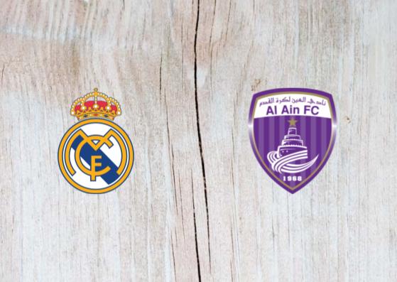 Real Madrid vs Al Ain Full Match & Highlights 22 December 2018