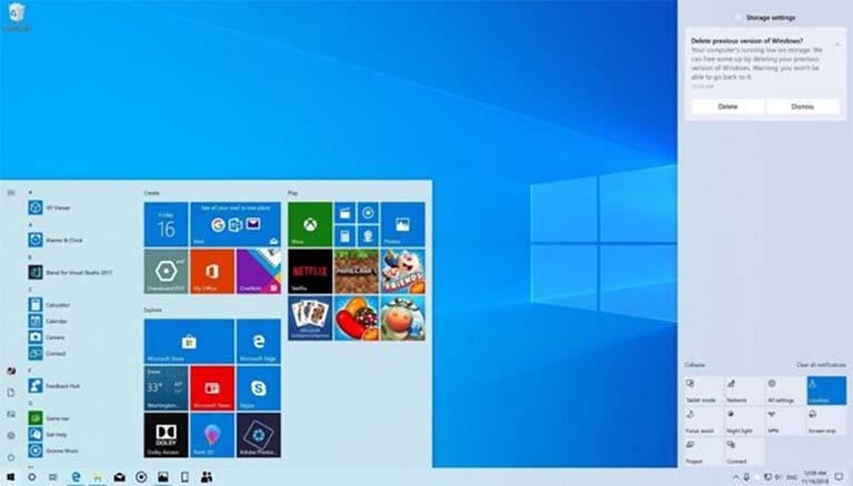 Windows 10 Versi 1903 Kini Sudah Tersedia Untuk Sebagian Besar Perangkat