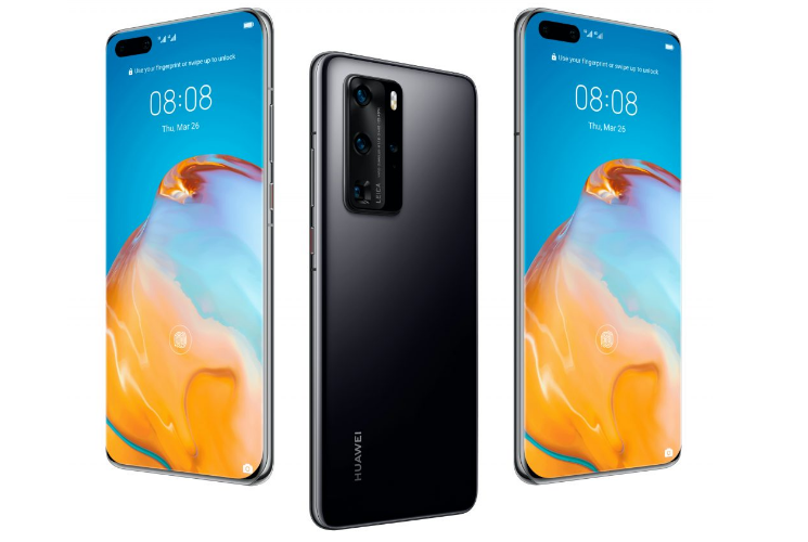Huawei P40 Pro and P40