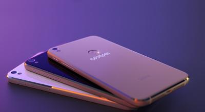 Smartphone Shine Lite Alcatel
