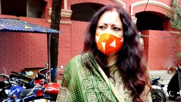 If a woman joins BJP or says Joy Sriram, she is being threatened with rape, alleges Agnimitra