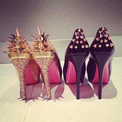 modelos de Zapatos de Fiesta para Quinceañeras