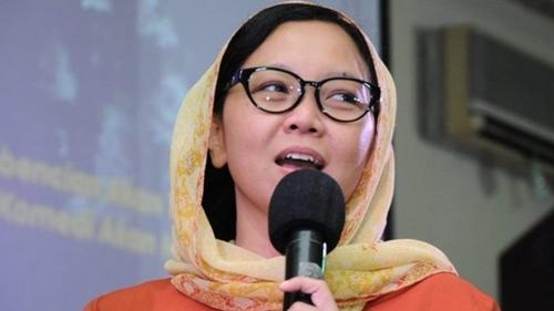 Alissa Wahid Putri Gus Dur Ditunjuk Jadi Komisaris Unilever