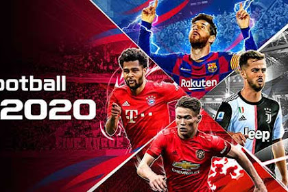Download Game Pes 2020 apk data android Terbaru