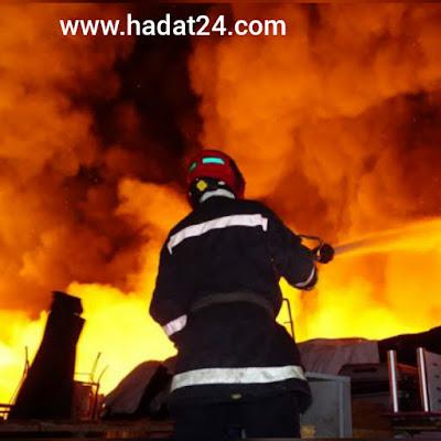 حريق سوق المتلاشيات باكادير،سوق سيدي يوسف،