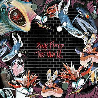 Cover Inmersion de Pink Floyd; The Wall