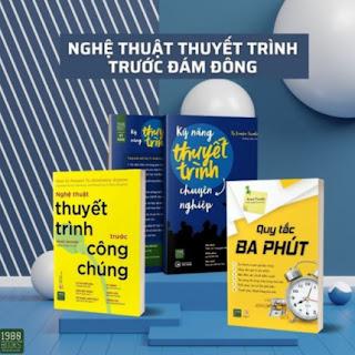 COMBO NGHỆ THUẬT THUYẾT TRÌNH TRƯỚC ĐÁM ĐÔNG ebook PDF EPUB AWZ3 PRC MOBI