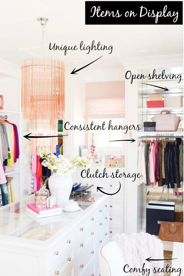 1d3c6e9e355 Closet Inspiration & Trends (& $5,000 Container Store Closet ...