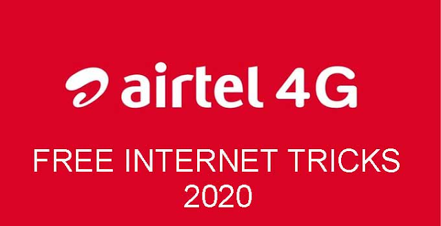 Airtel Free Unlimited Internet Trick  May 2020