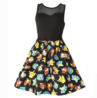 Pokemon Dress