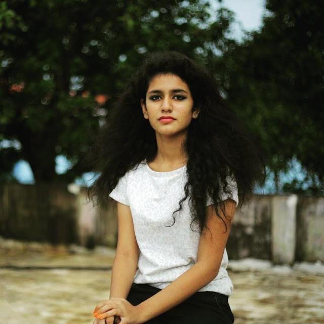Priya Prakash Varrier Latest Cute Image Gallery Actress Trend